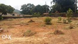 Almost 3,000sqm fenced & gated Land with C OF O at works road, Enugu.