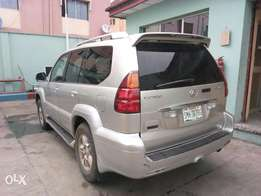 ADORABLE MOTORS: This 2004 Lexus GX 470 in perfect condition for sale.