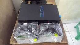 Ps2 with installed games for sell