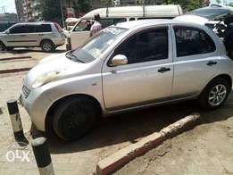 Offer on Nissan March