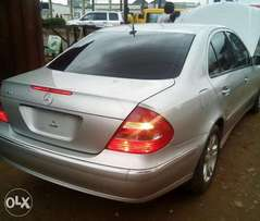 Clean Benz E320 toks