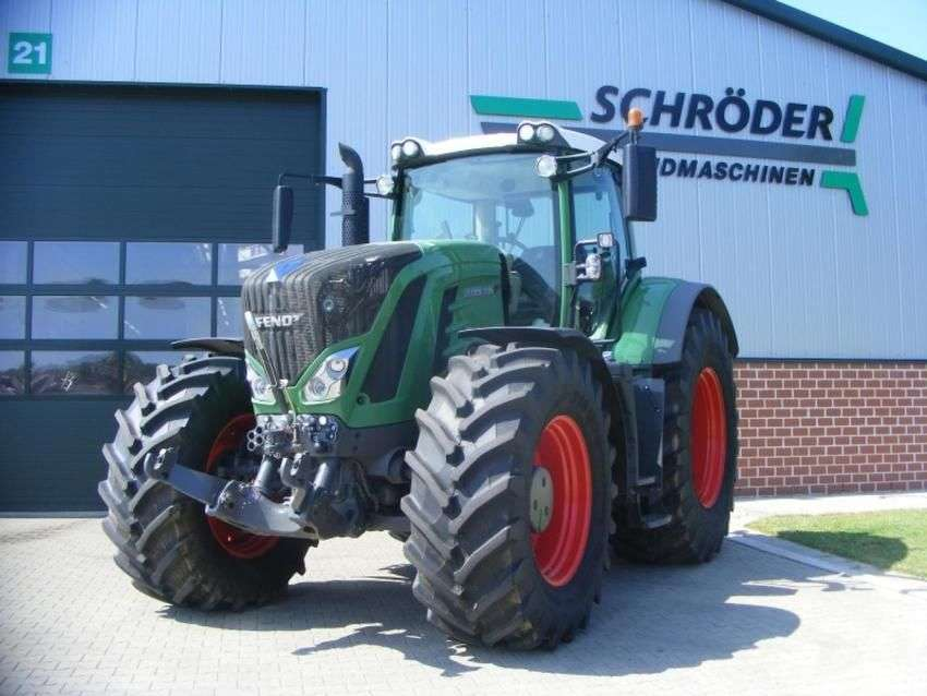 Fendt 936 vario s4 profi plus - 2015