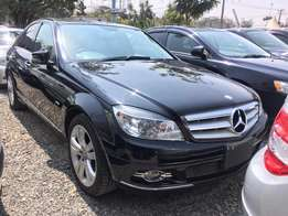 Mercedes Benz C300, Black 2010 For Sale Asking Price 2,550,000/= o.n.o