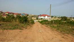 Cheap Land for sale at Dodowa light,water developed n Documented