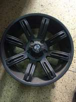 Toyota Landcruiser Alloy Wheels Size 20 inch