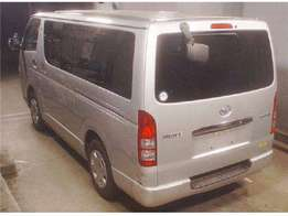 Very clean toyota hiace