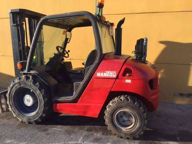 Manitou Mh 20 4t - 2006