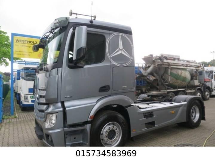 Mercedes-Benz ACTROS 1842 Klima, Retarder, Kipphydraulik - 2013