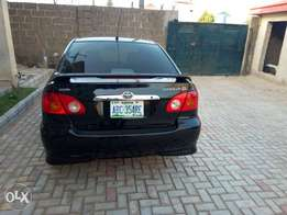 Clean Toyota Corolla S for Sale