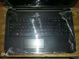 Clean hp15,core2duo, 4gb ram,500hdd,15.6 inch
