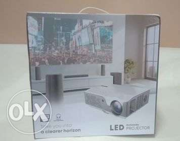 arablegal projector multimedia promax DR-826 LED