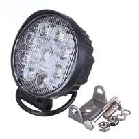 27W 9 LED Flood Off road Round Fog Work Spot Light at R300 each