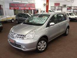 2011 Nissan Livina 1.6 Acenta, Only 75000Km's, Service History, Aircon