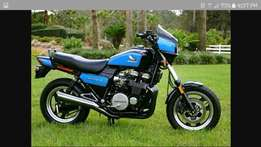 1984 honda cb 750 sc nighthawk spares wanted