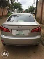 Lexus 250 first body 6 months used nothing to fix buy and drive enjoy