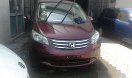 Honda freed Gray and wine red available