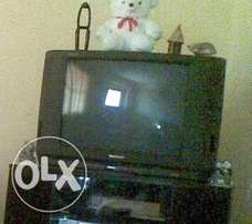 SONY crt 21 inch TV with Star Times decoder (used) FREE !!