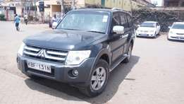 Mitsubishi pajero DID diesel 2009 auto 4wd super clean buy n drive
