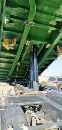 Iveco Trakker 410 / 8X4 / Meiller / Manual - 2009 - image 7