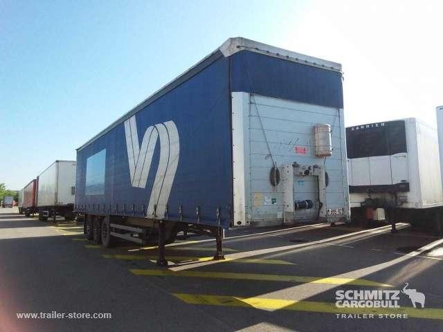 Schmitz Cargobull Semitrailer Rideaux Coulissant Standard - 2010