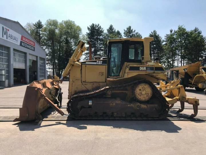 Caterpillar D6R XL **BJ1998 *11.430H** Klima/mit Ripper - 1998