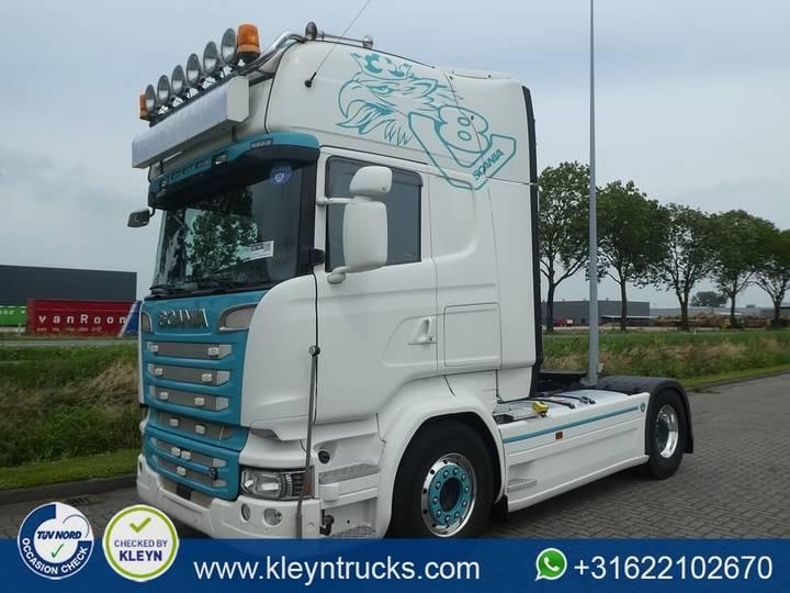 Scania R520 tl v8 ret. special e - 2014