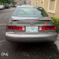 Neat 2000 Toyota Camry for sale