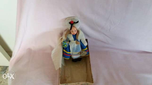 doll for little girl 22 cm