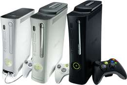 XBOX 360 Elite +FREE 10 latest games Installation
