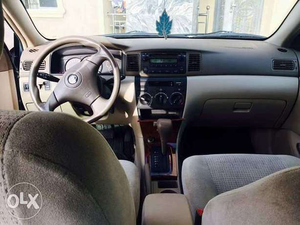 Just in from Canada Tokunbo Toyota Corolla LE 2006 model available for Amuwo Odofin - image 7