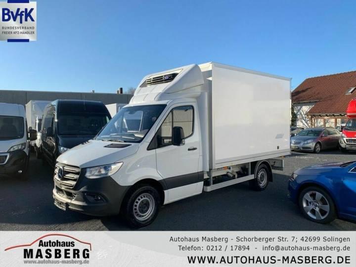 Mercedes-Benz Sprinter 316 Tiefkühlkoffer -20 Grad ATP Zertifi - 2019