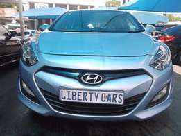 2013 Hyundai i30 1.6 GLS Hack Back
