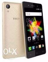 Tecno WX3, 8GB, dual sim, 1 month old good as new