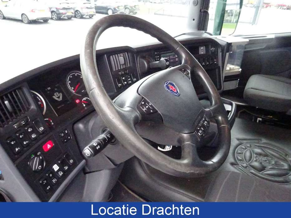 Scania R 520 Retarder + Hydrauliek - 2014 - image 17