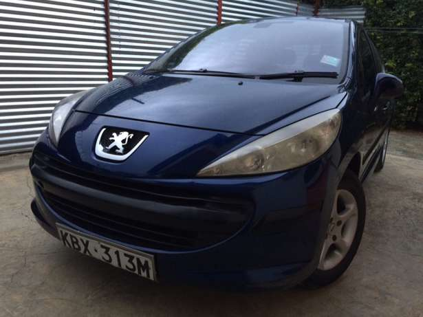 Clean Peugeot 207 manual Nyali - image 1