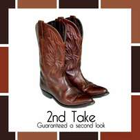 Mardo international designer boots at best prices from 2nd Take!