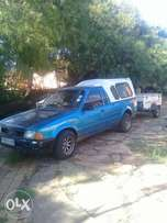Ford Bantam Bakkie with Trailer must go!
