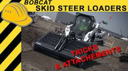 bobcat training school at classic operators training center