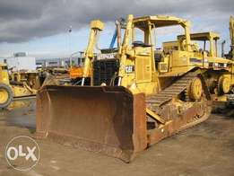 Caterpillar D6H SERIES 2 - To be Imported