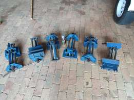 Vise Clamps for sale