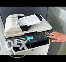 New arrival kyocera ecosis 1128 full loaded with printer scanner and p