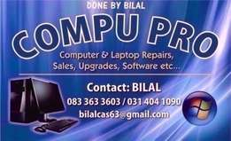 computer and laptop repairs durban chatsworth contact us for any compu