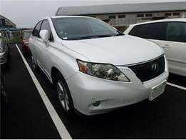 Lexus rx350 ready to drive