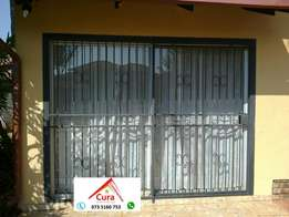 Balustrades; staircases; Handrails; security gates; burglar proofs