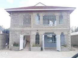 3 Bedroom house with SQ For Rent In Syokimau
