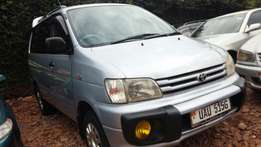 Toyota Noah Field tourer UAU in a perfect condition for sale