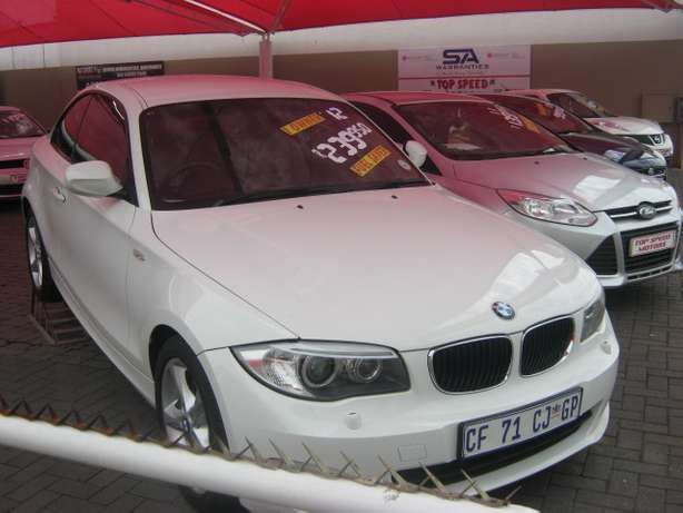 Bmw 120 D A/T coupe Vereeniging - image 2