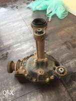 LR4 complete front differential for sale. Excellent condition