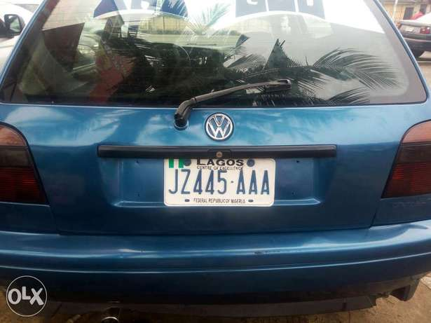 Sound fairly used golf 3 buy and drive Port-Harcourt - image 4
