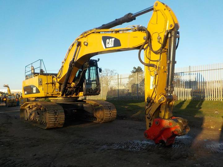 Caterpillar 345DL - 2011